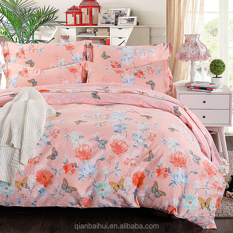 high quality 100% cotton comforters king size with competitive price