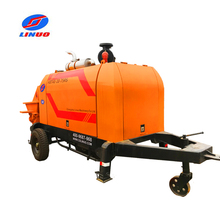 Automatic new grout pumping equipment concrete pump and high quality for sale