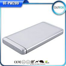 Best ultra-slim aluminum power bank fast charging power banks qc2.0 power bank
