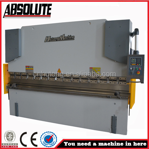 Small Hydraulic press brake/bending machine WD67Y-40T/1600