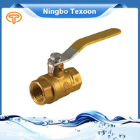 NHS BOOTH#2439 Forged NPT full port brass ball valve with new bonnet Stainless Steel Stem and Ball and Handle
