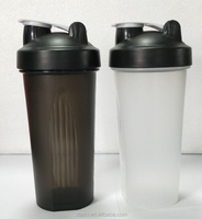 700ML Custom Logo Protein Shaker Mixer Bottle Sports Fitness Gym Water Bottle