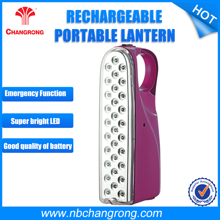 rechargeable wall-mounted 60 led emergency lantern and light