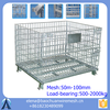 Warehouse Galvanized Welded Wire Mesh Storage Cage