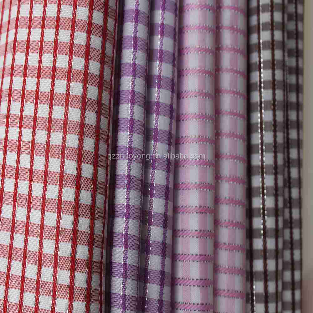 wholesale check shirt plaid scarf plaid fabric for school uniforms