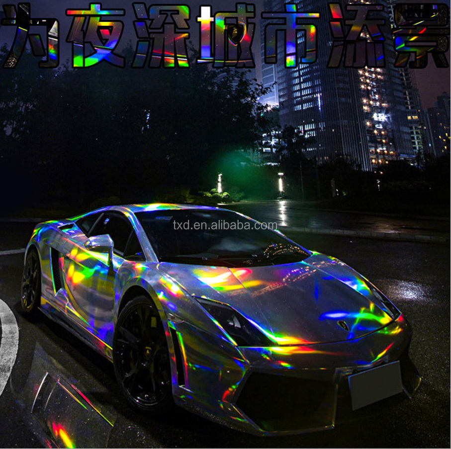 Holographic Car Paint Price