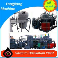 2 tons/day Waste Motor Engine Oil Recycle Plant in Machinery Equipment