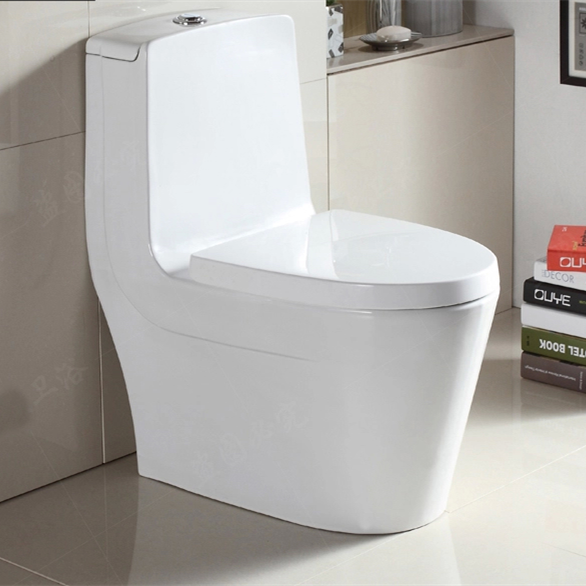 Hot Products Cheap Price American Siphonic One Piece Porcelain Wc Toilet