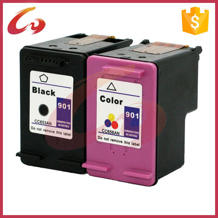 how to clean hp 901 ink cartridge