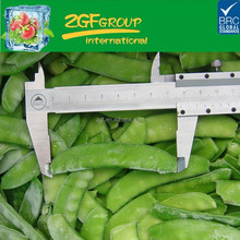 High Quality IQF pea pods for decoration