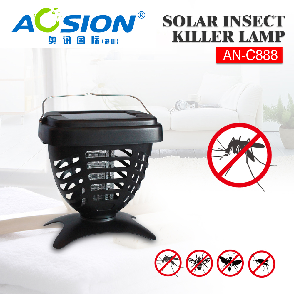 Aosion Solar Powerful Flying Insect Killer