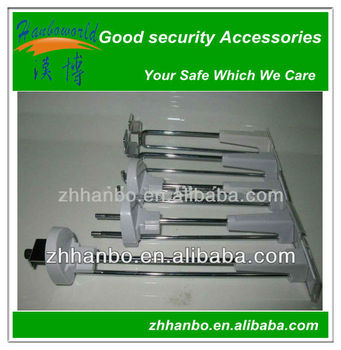 Security Display Hook for Retail Store
