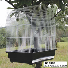 2016 New design small bird cages for decoration