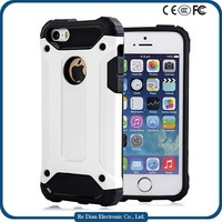 PC+TPU mobile phone case manufacturer for iphone 5C