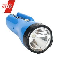 Wholesale New Design Rechargeable Solar Power USB Port Led Torch Flashlight