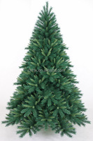 240CM Giant Outdoor Green Mixed PVC Christmas Tree Hotel Mall Holiday Time Decoration