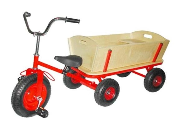Kids Tricycle, pedal car,pedal go kart for 3-10 years old TC80AB