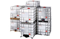 ntermediate Bulk Containers (IBCs ) Flow bins Reconditioned