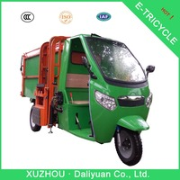 electric tricycle car adult tricycle for garbage collection