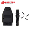 Universal 16 Pin OBD2 Connector OBDii 16 pin adaptor OBD II Male Plug J1962 Connector