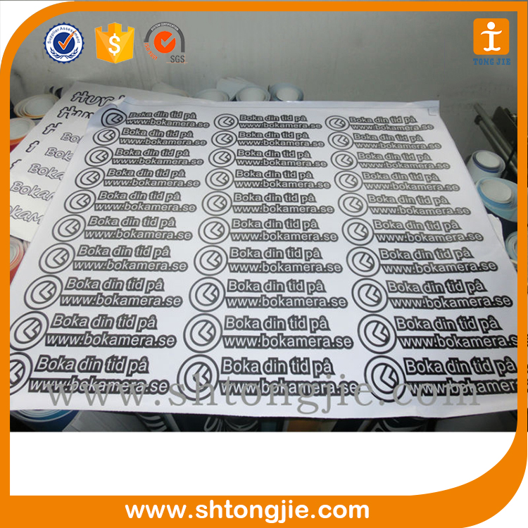 Wholesale Custom Printed Fancy Design Packaging Food Label Sticker