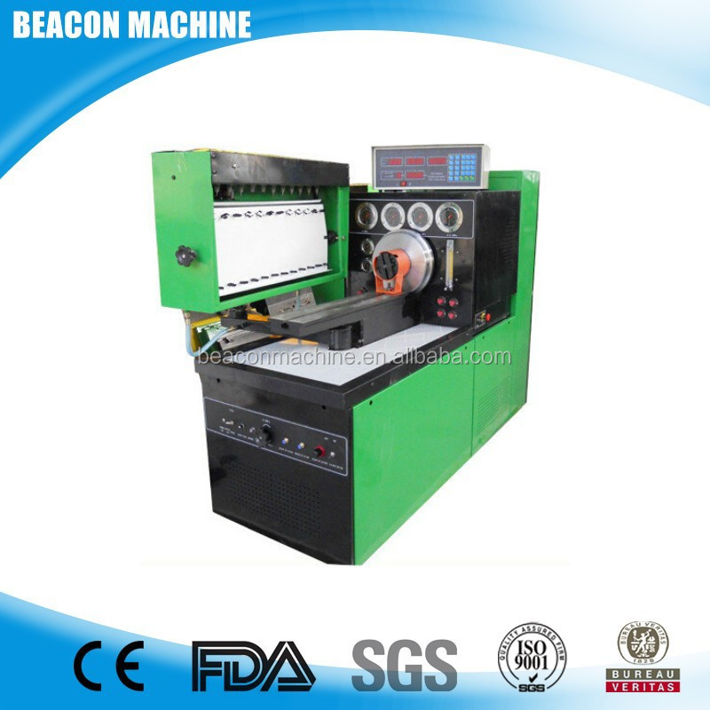 Three PHASE 12PSB diesel fuel injector and pump calibration machine