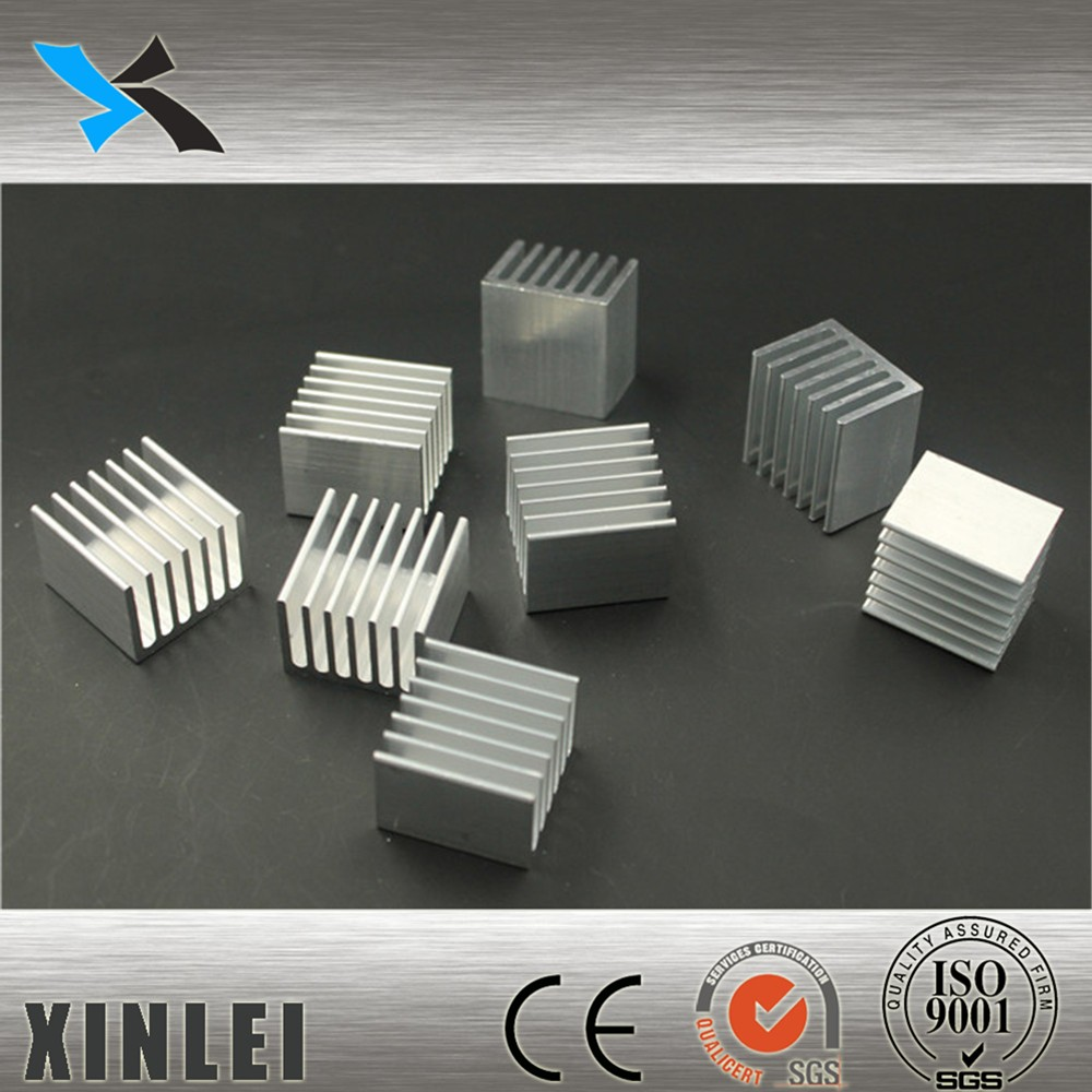 Factory Aluminum Extrusion Profiles For LED High Bay Light Heatsink Made In China