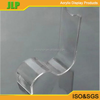 wholesale plastic shoe display insert, acrylic shoe display stand