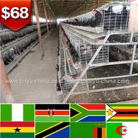 Direct factory stock equipment baby chick cage