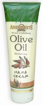 Aphrodite Olive Oil Hand Cream with Aloe Vera