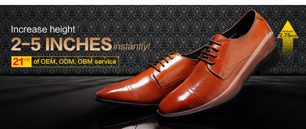 custom casual young men light genuine leather shoes