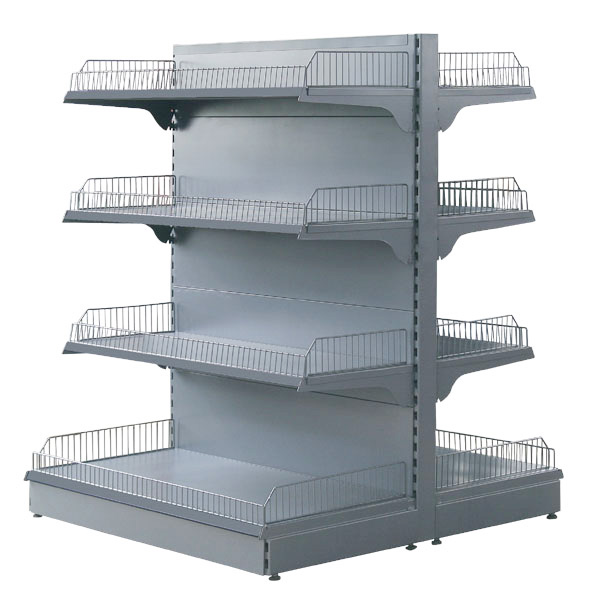 Ownace China Shelves Supplier Supermarket Mini Mart Shelving System