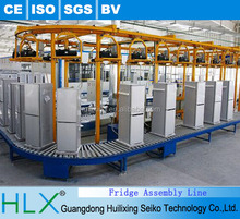 Deep Freezer Production Line , Freezers Manufacturing Assembly Lines