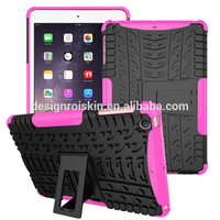 heavy duty Stand Case For Ipad 3 mini hybrid 2 in one case for ipad mini 3