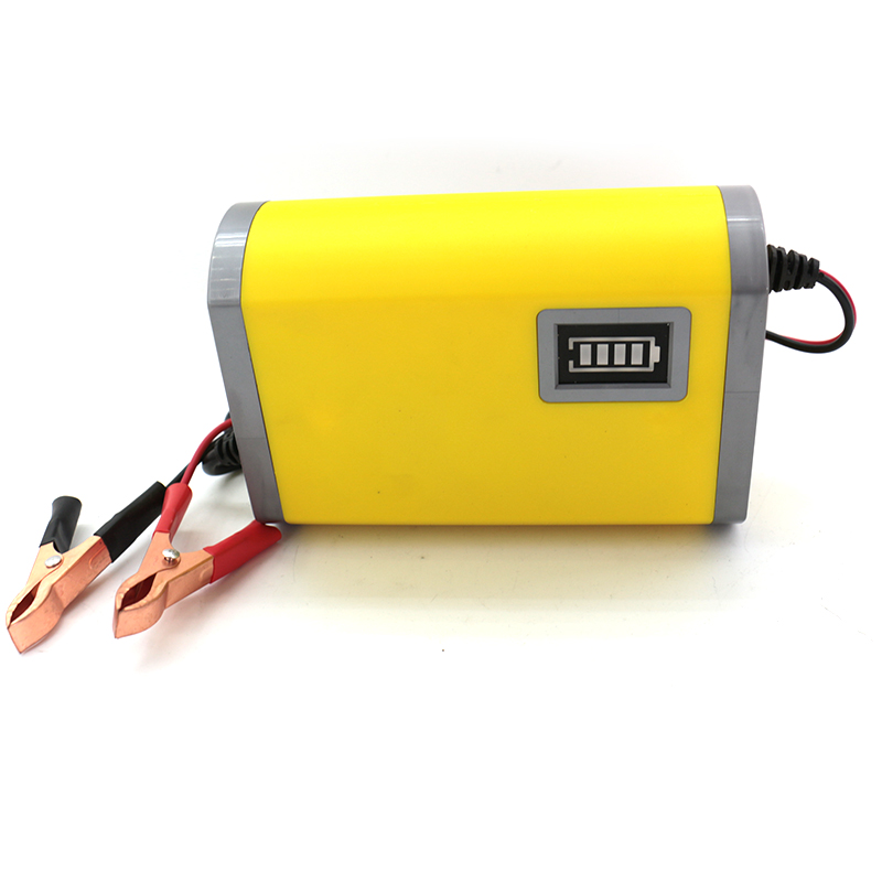 Long-life Automatic Lead-Acid 12v car battery charger