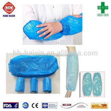 PE waterproof disposable Arm Sleeve customized for clients