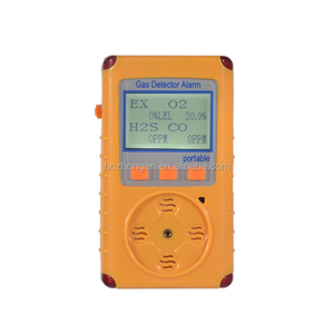 KP826 Portable Multi-gas Detector for Toxic Gas, Flammable gas