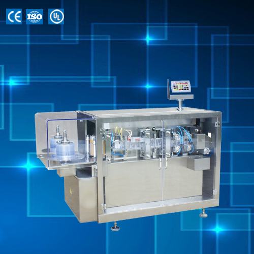 Mini Type Plastic Ampoule Forming, Filling, Sealing Machine, BFS Machine