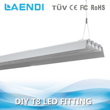 Good quality office hanging tube 4ft led t8 light tube 30w fluorescent lamp