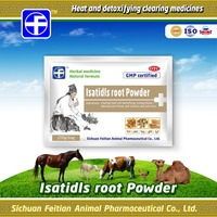 Heat and detoxifying clearing herbal medicine / veterinary medicine/ poultry medicine