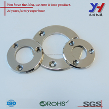 Wholesale factory supplier stainless steel stamping flange for some machines