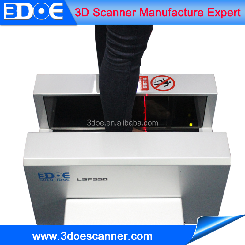 3D foot scanner price for used 3D laser scanner for sale