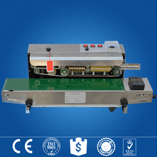 SF 150 Automatic plastic bag heat vertical continuous band sealer