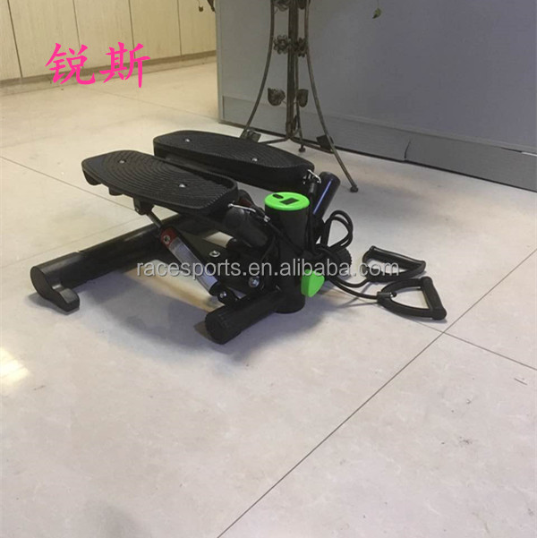 RACE New style exercise stepper as seen on tv with mat Swing up and dowm stepper
