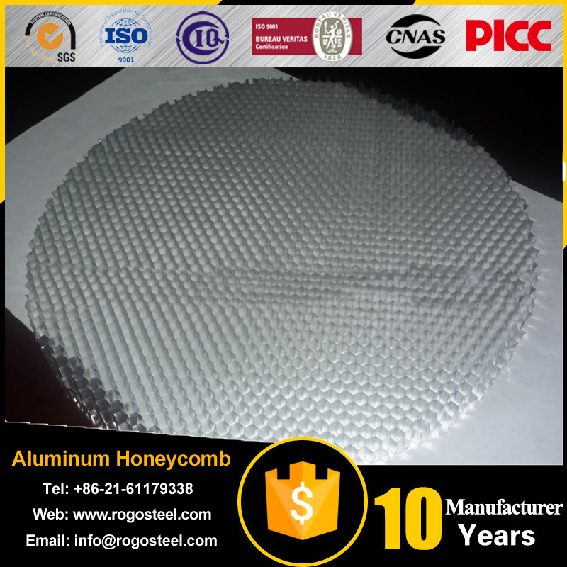6mm dibond aluminum honeycomb core With Good Service