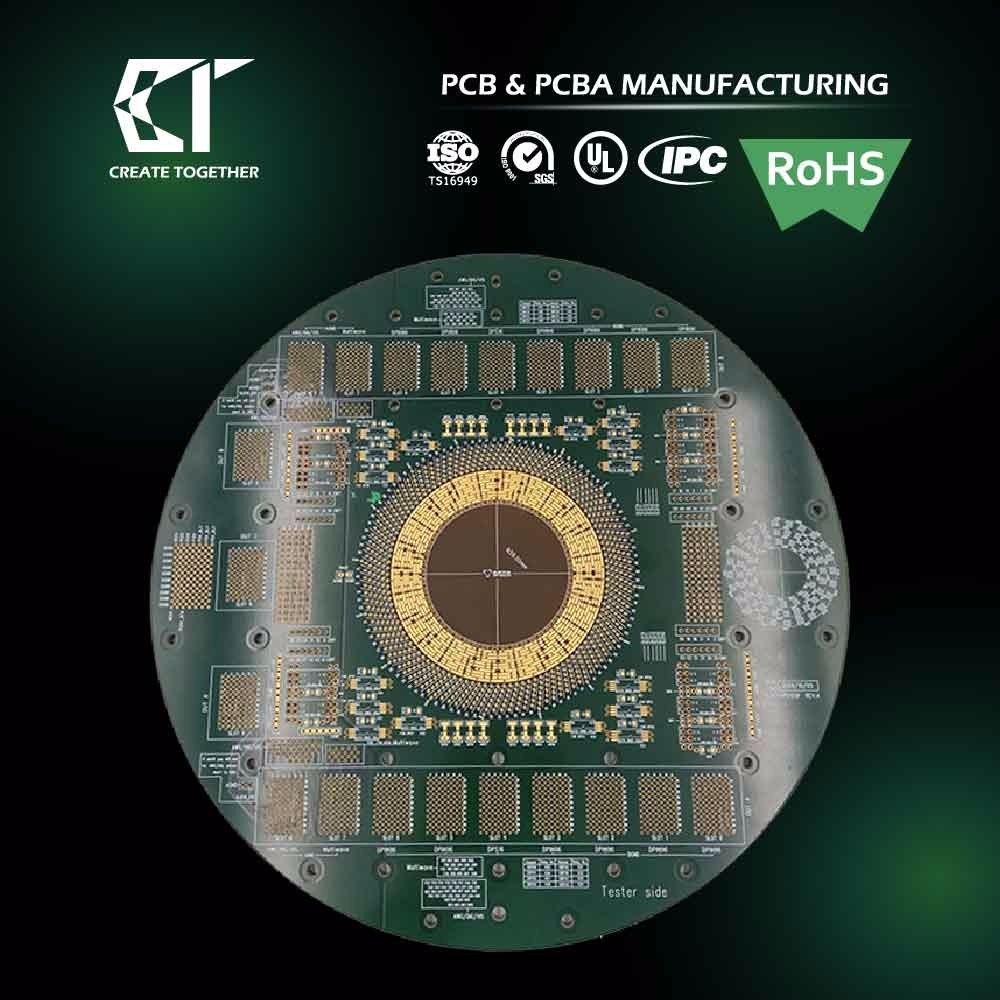 Taiwan OEM PCBA Assembly Radio Control Rc helicopter pcb