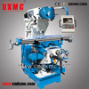 XQ6232WA Universal Knee-type Vertical Mill(driven By Ball Screw)