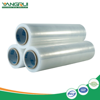 customized good quality pallet wrap stretch film LLDPE plastic packaging film