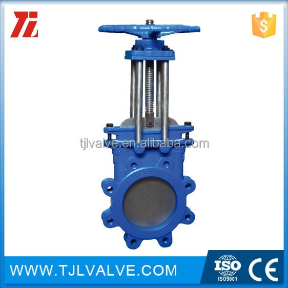 Wafer type male thread ball valve ce cer gate valve
