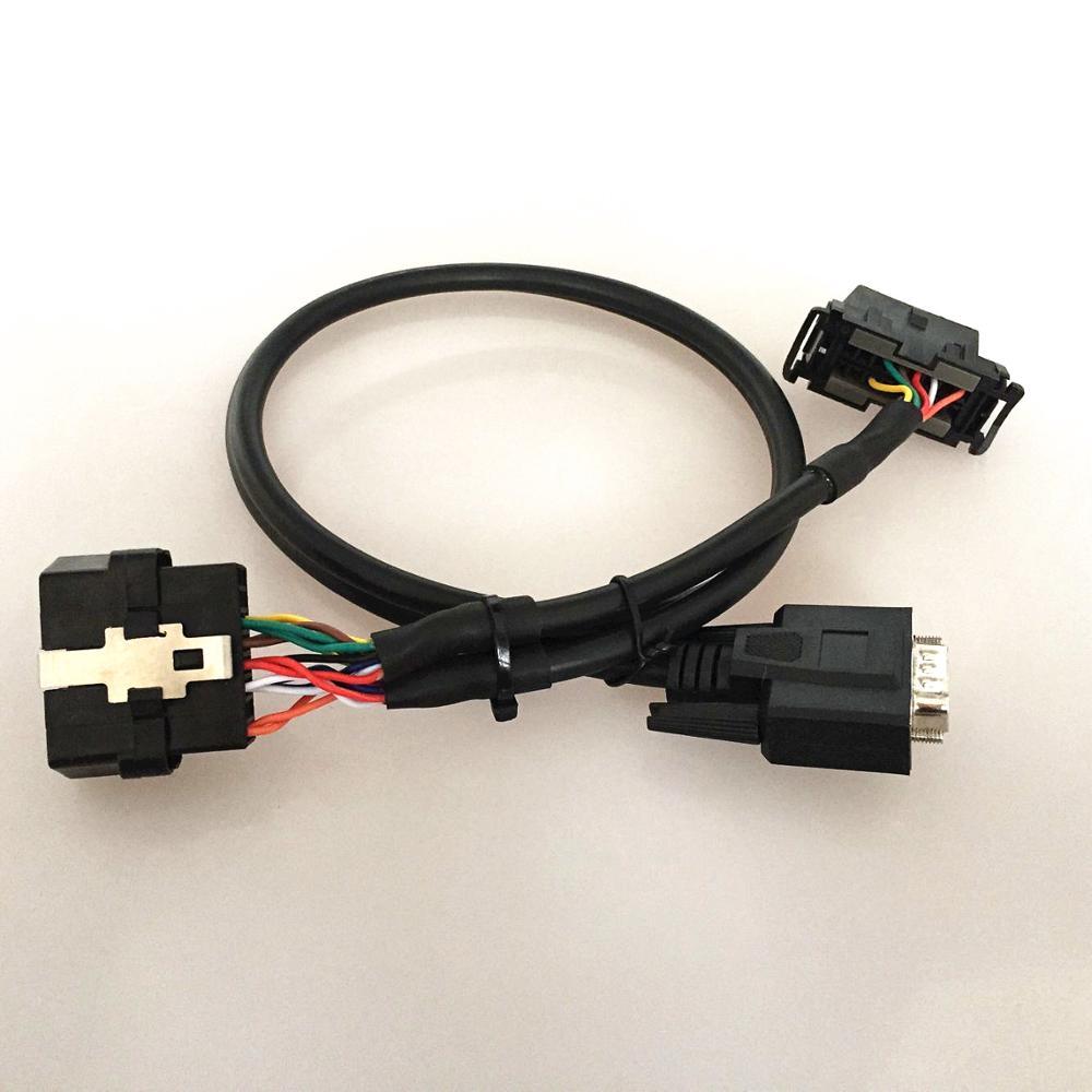 Car OBD II OBD2 Cable Cord 16 Pin Male to Female Extension CableCar Diagnose